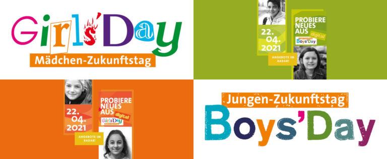 Girls' Day und Boys' Day