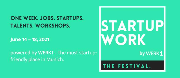 Startup Work Festival by WERK1