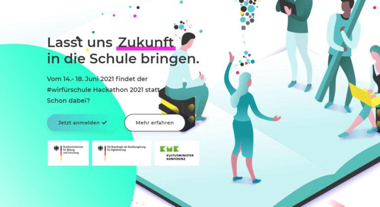 #wirfürschule Hackathon