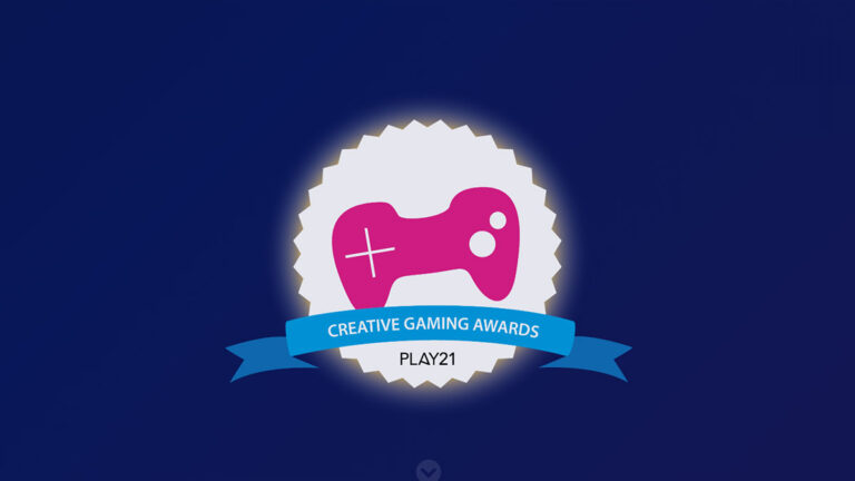 Einreichfrist: PLAY21 – Creative Gaming Awards